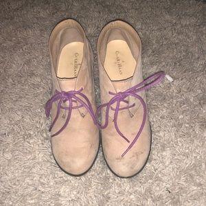 Cole Haan booties, size 6.5